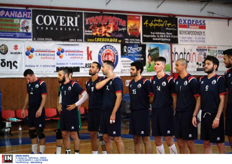 Τέλος ο Ηρακλής από τη Volley League! Αποσύρει τη συμμετοχή του λόγω χρεών