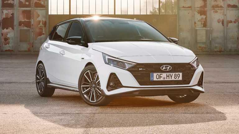 Νέο Hyundai i20 N Line, με σπορ χαρακτηριστικά [vid]