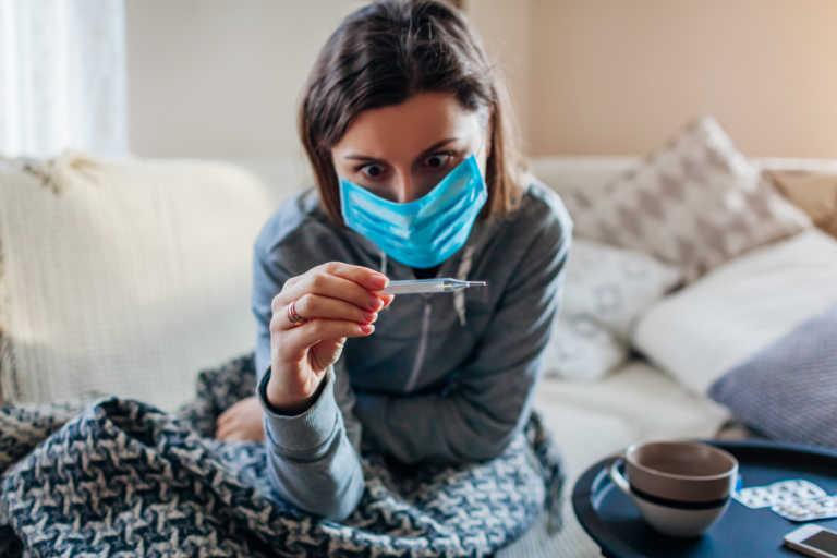 COVID-19: Αν έχεις αυτά τα δύο συμπτώματα είναι πιο πιθανό να χρειαστείς νοσηλεία