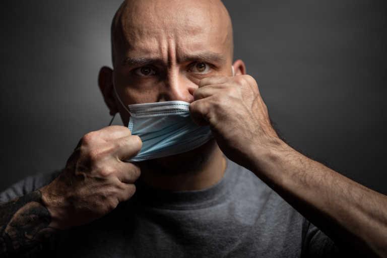 Όσοι δεν πολυφοράνε μάσκα είναι πιο πιθανό να είναι κοινωνιοπαθείς! Τι έδειξε μεγάλη έρευνα