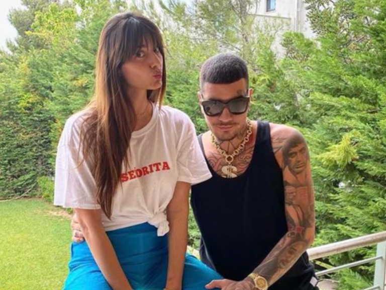 Ηλιάνα Παπαγεωργίου: Έτσι ευχήθηκε στον Snik για την γιορτή του! Το τρυφερό βίντεο του ζευγαριού