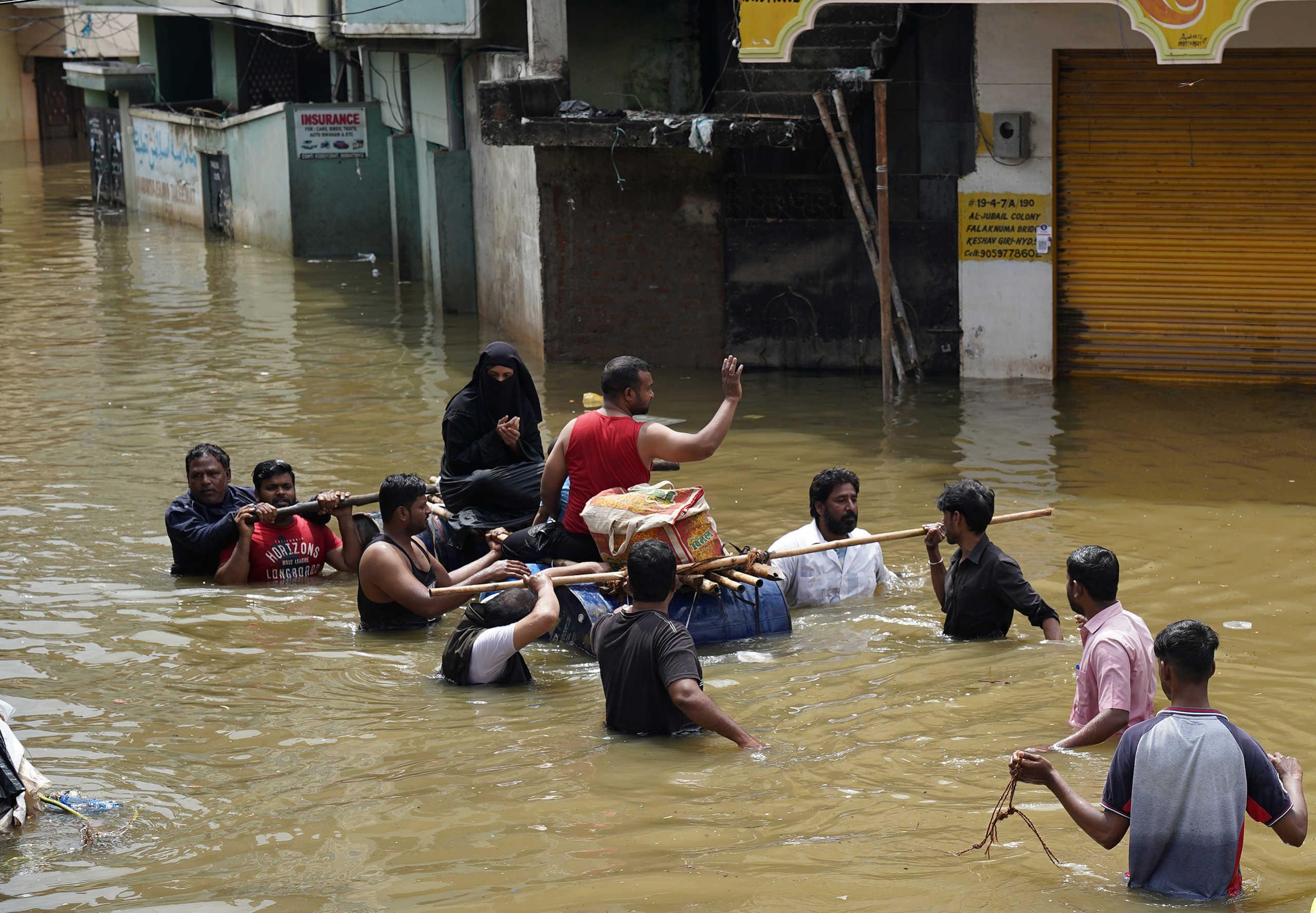 ΟΗΕ: Οι φυσικές καταστροφές έχουν πενταπλασιαστεί λόγω κλιματικής αλλαγής