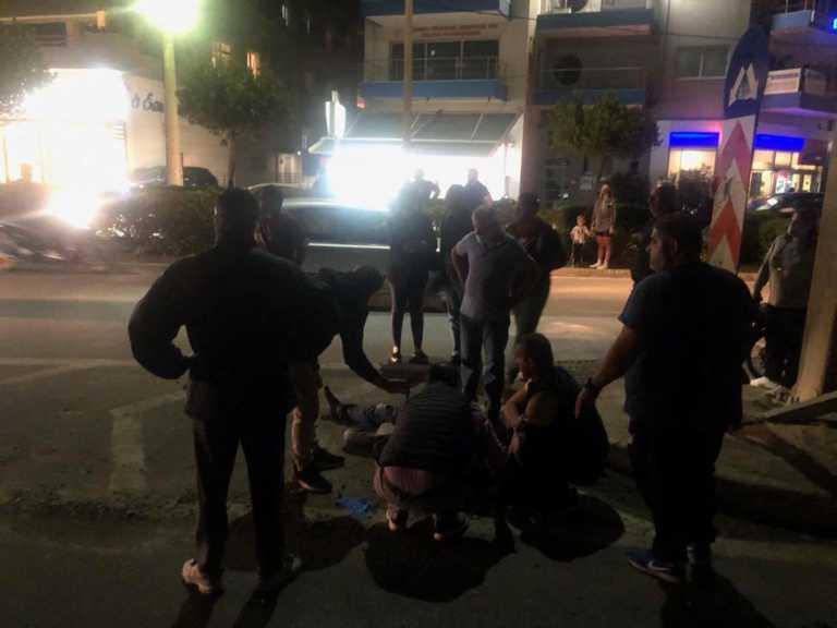 Ηράκλειο: Πανικός από παράσυρση νεαρού στη λεωφόρο Κνωσού! Οι πρώτες εικόνες μετά το ατύχημα