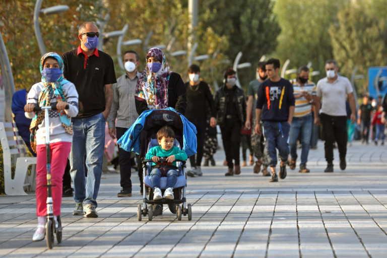 Κορονοϊός: Πάνω από 600.000 κρούσματα στο Ιράν
