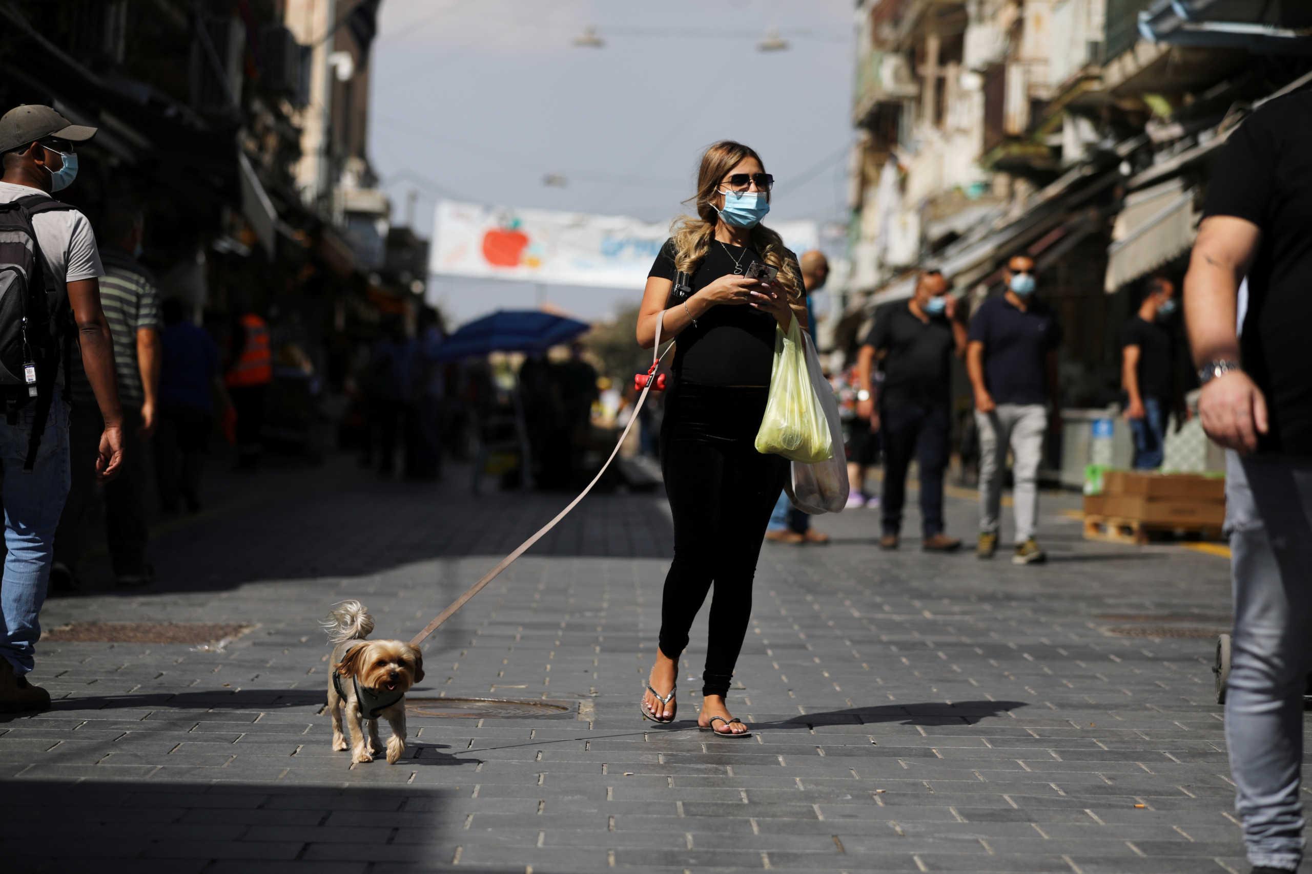 Κορονοϊός: Το Ισραήλ ξεπέρασε το ορόσημο των 900.000 κρουσμάτων – Στους 6.555 οι θάνατοι