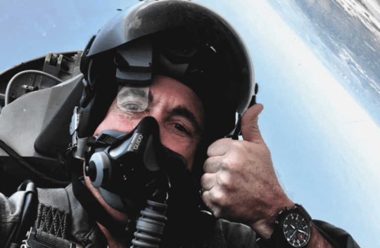 Τα ρολόγια TOP GUN της IWC είναι κατασκευασμένα για αεροπόρους του Ναυτικού