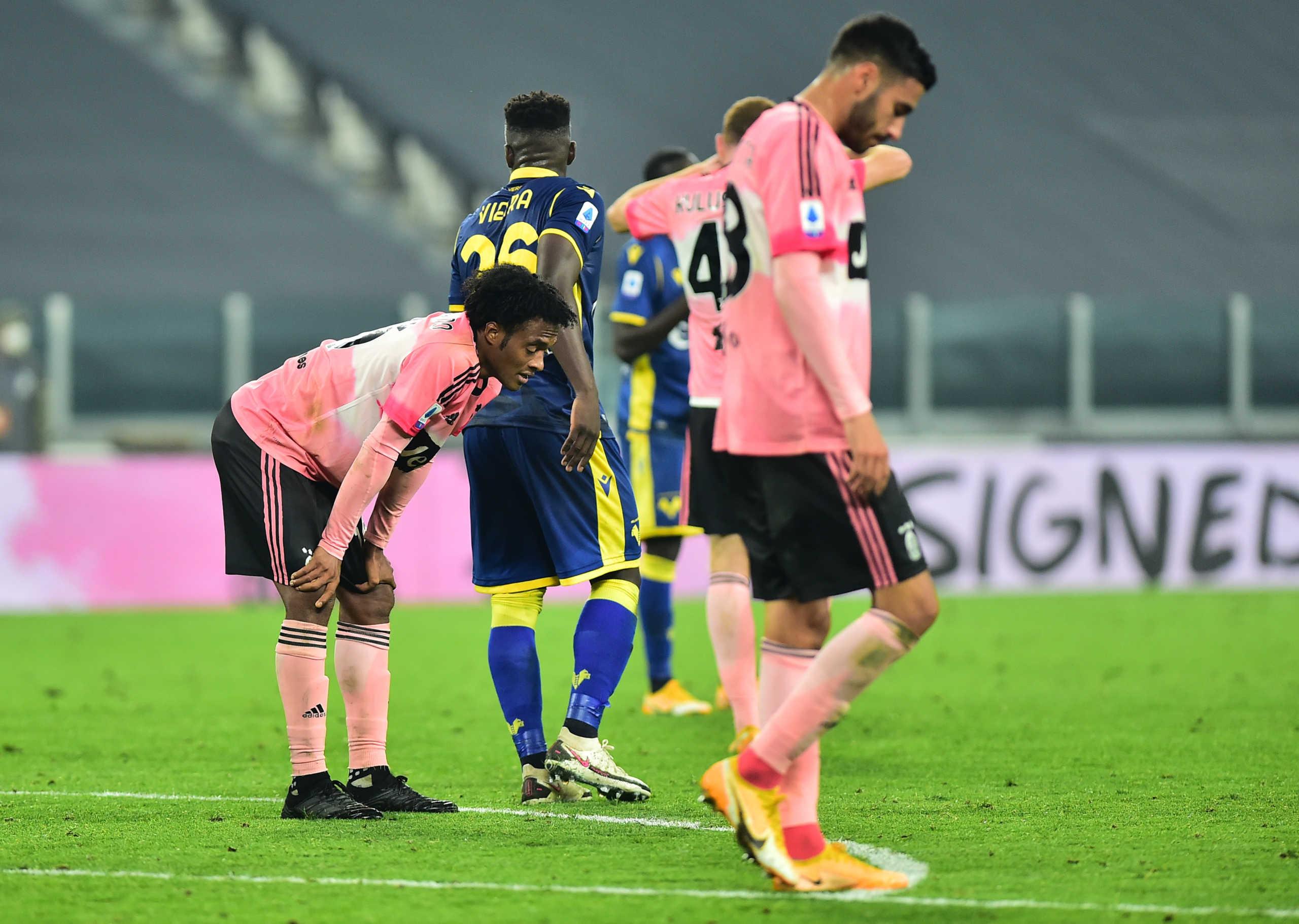 "Serie A: Τα ""έσπασε"" χωρίς Ρονάλντο η Γιουβέντους και νέα απώλεια βαθμών (video)"