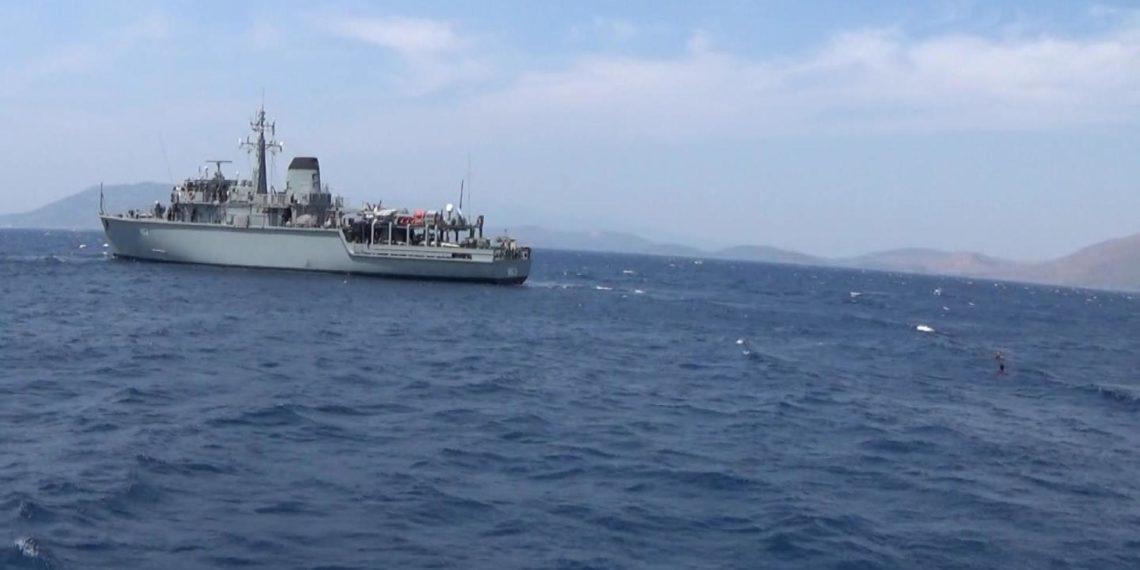 Καλλιστώ πλοίο Πολεμικού Ναυτικού