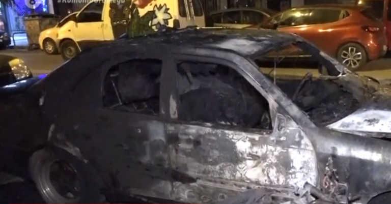 Μπαράζ εμπρηστικών επιθέσεων σε αυτοκίνητα και μηχανές – Εικόνες απόλυτης καταστροφής από την Καλλιθέα (video)