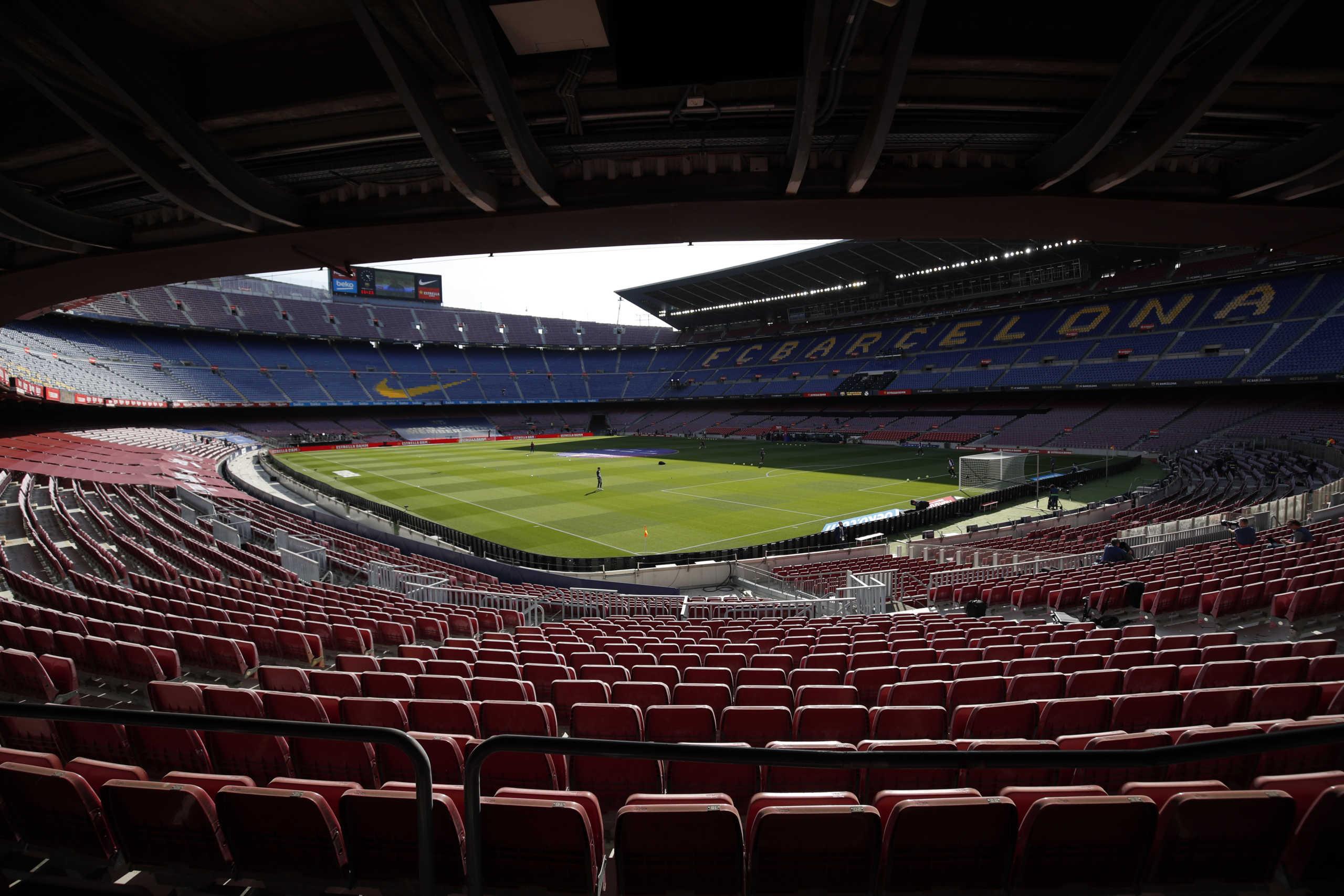 Ισπανία: Άρση των περιορισμών στα γήπεδα και 100% πληρότητα στις κερκίδες – Τι ισχύει για τα κλειστά