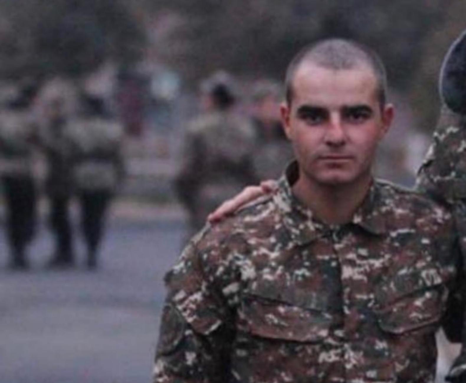 Νεκρός ποδοσφαιριστής στον πόλεμο του Καραμπάχ (pic)
