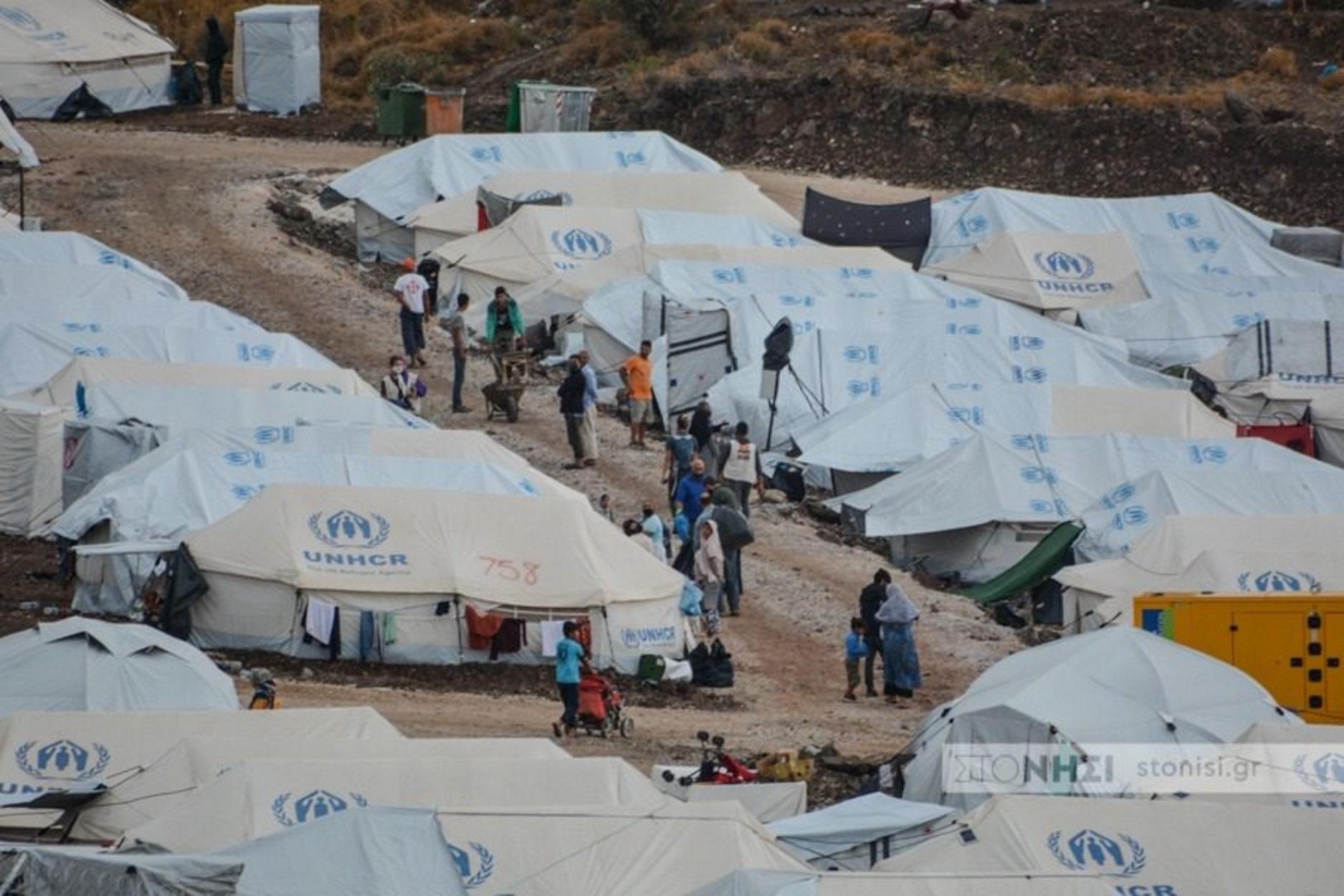 Καρά Τεπέ: Καταστροφές από κακοκαιρία – Πλημμύρισαν δεκάδες σκηνές στον καταυλισμό (pics, video)