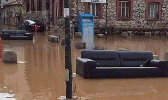 Νοσοκομειακοί γιατροί: «Διαλυμένες οι δομές υγείας στην Καρδίτσα από τις πλημμύρες»