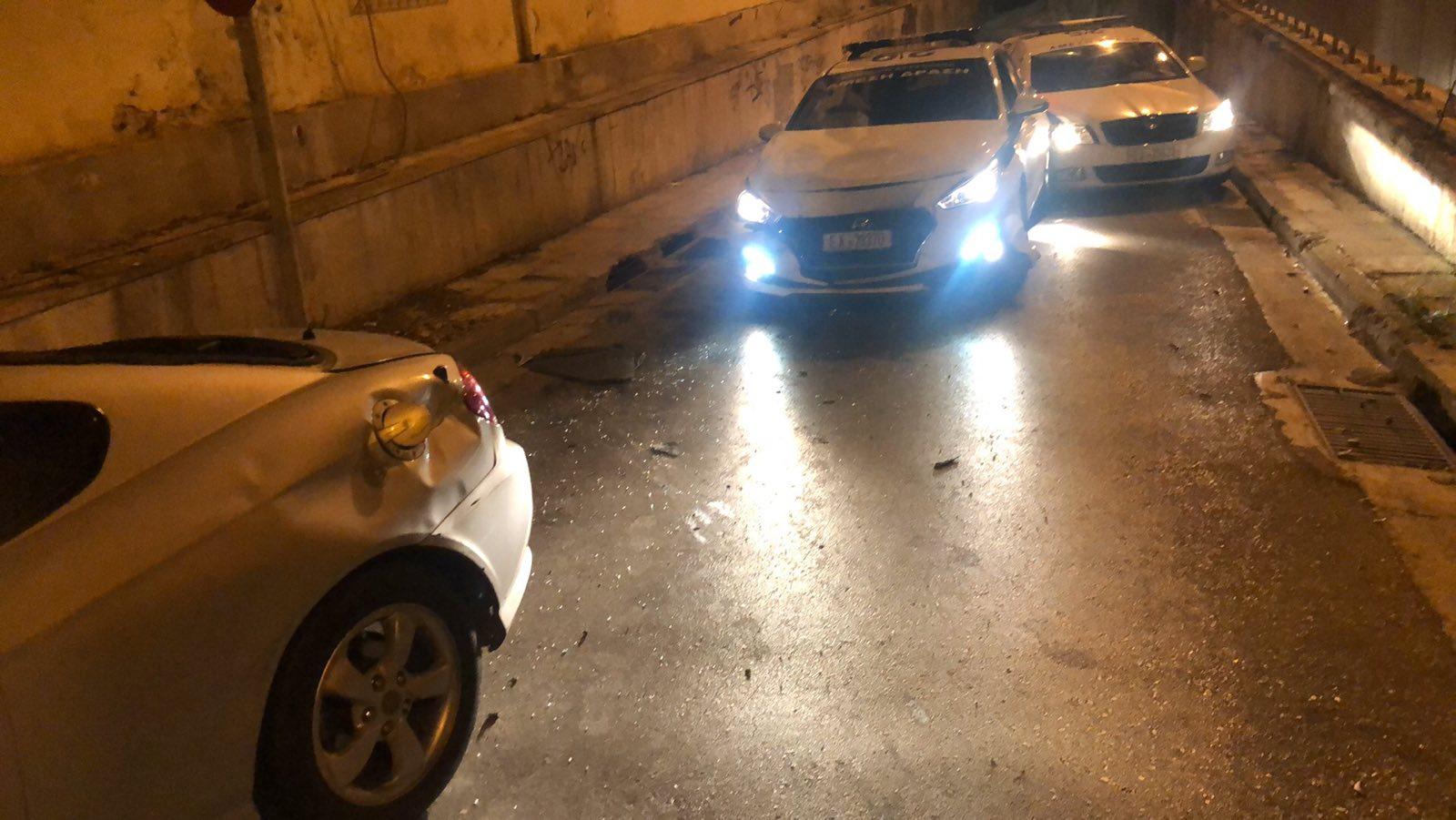 Επεισοδιακή καταδίωξη με τέσσερις συλλήψεις και τραυματίες τα ξημερώματα στο Νέο Κόσμο (pics)