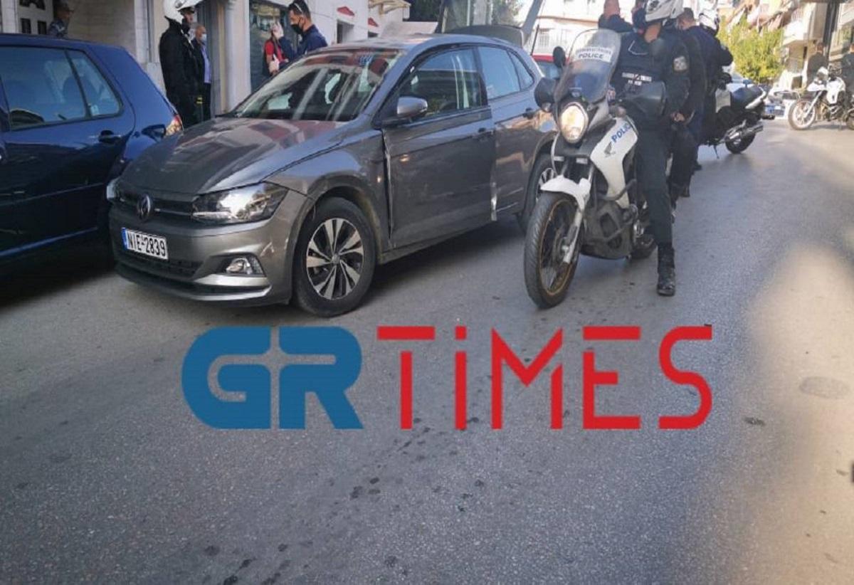 Επεισοδιακή καταδίωξη στη Θεσσαλονίκη! (video)