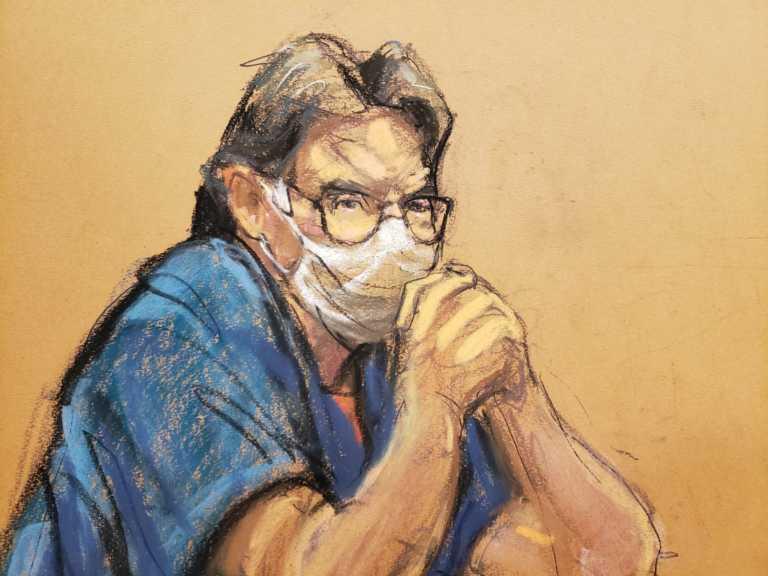 """120 χρόνια φυλακή για τον """"γκουρού"""" Κιθ Ρανίερ που μετέτρεψε τις γυναίκες οπαδούς του σε σεξουαλικές σκλάβες"""