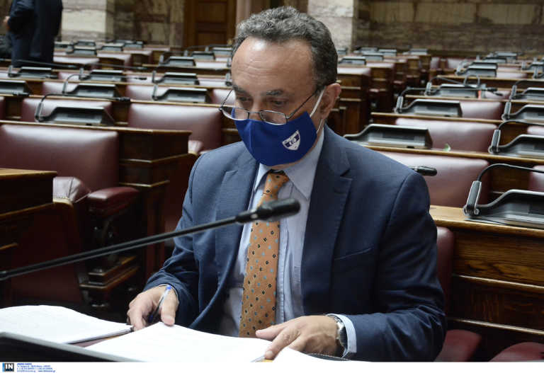 Ο βουλευτής της ΝΔ Σταύρος Κελέτσης, θετικός στον κορονοϊό