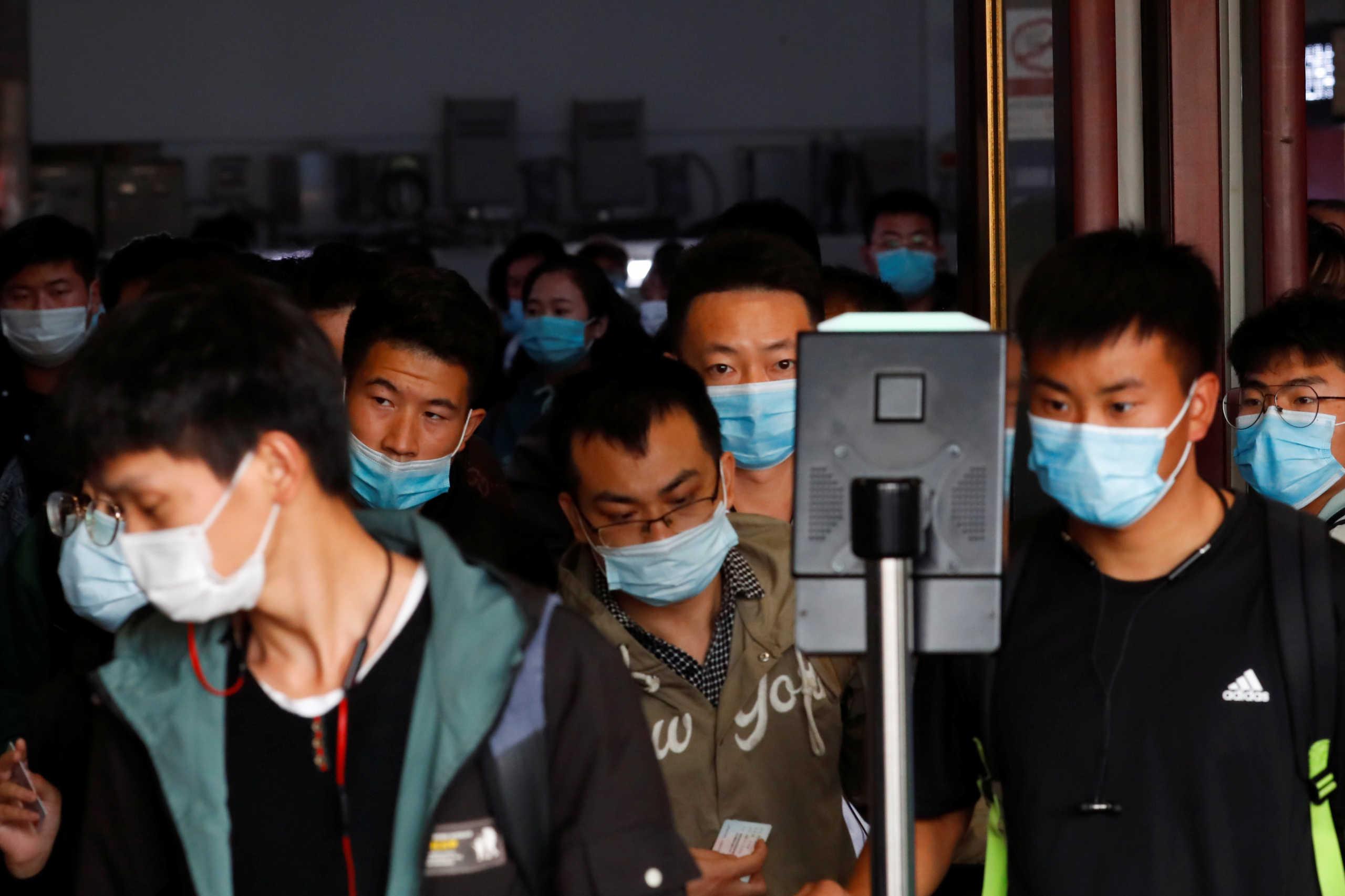 17 νέα κρούσματα κορονοϊού ανακοίνωσε η Κίνα