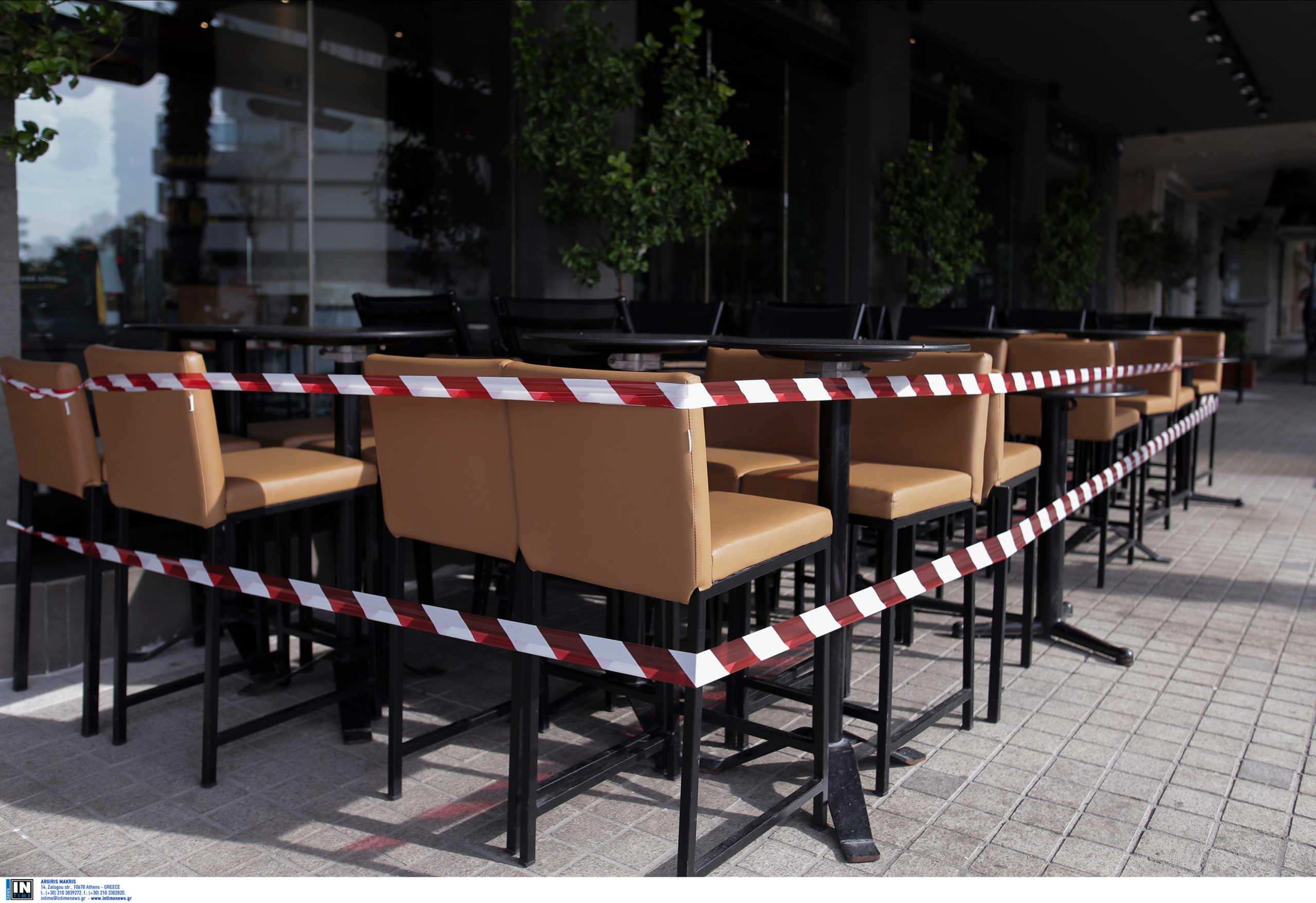 """Πρόστιμο και αυτόφωρο σε έμπορο που άνοιξε το μαγαζί του στη Χαλκίδα – """"Καμπάνα"""" και στην πελάτισσα"""