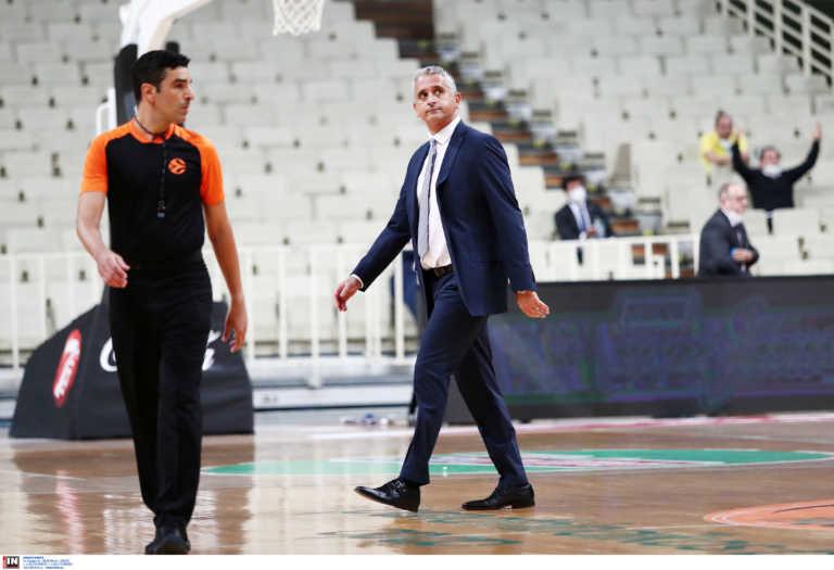 Euroleague: Τιμωρήθηκε ο Κοκόσκοφ για το παιχνίδι με τον Παναθηναϊκό