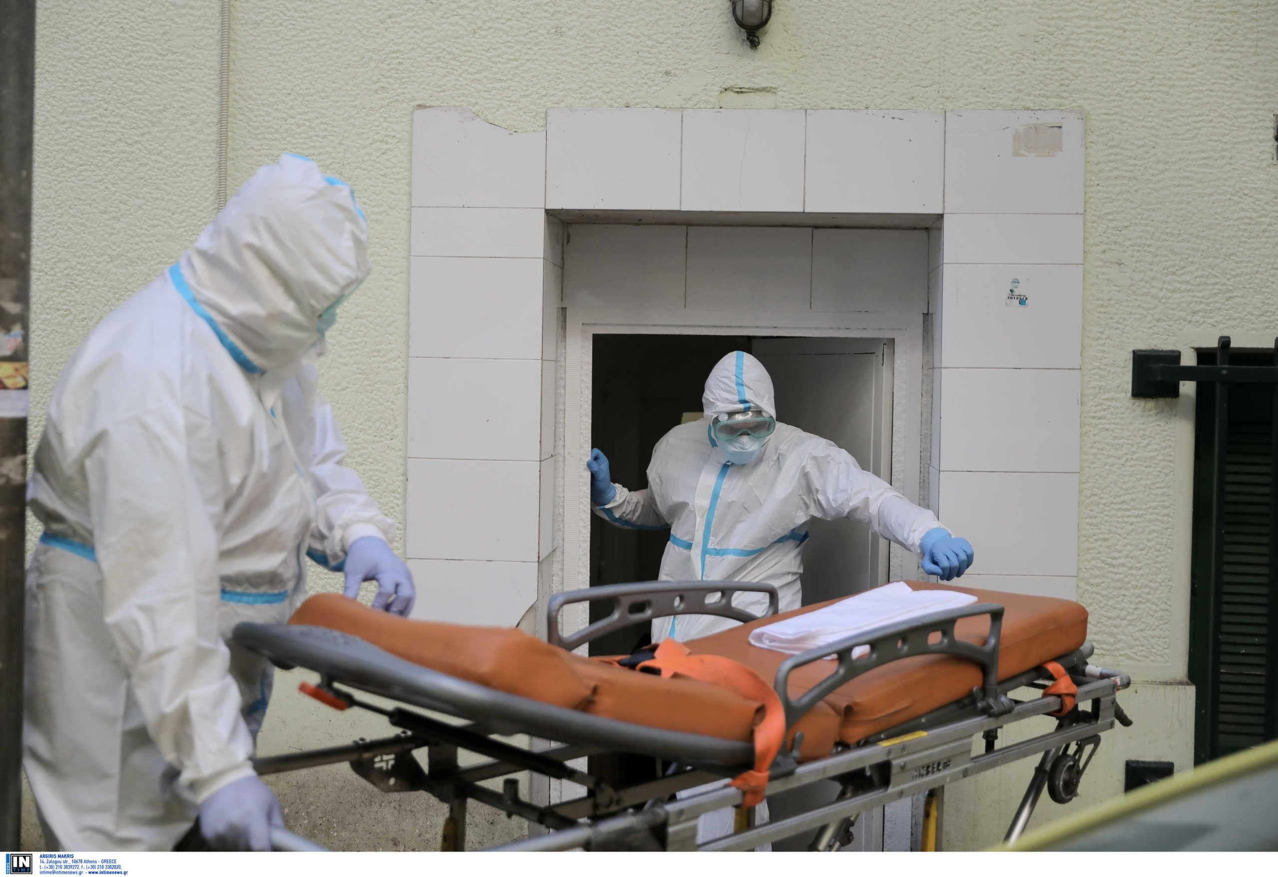 Κορονοϊός: Φλέγεται η Αττική – 165 νέα κρούσματα το τελευταίο 24ωρο