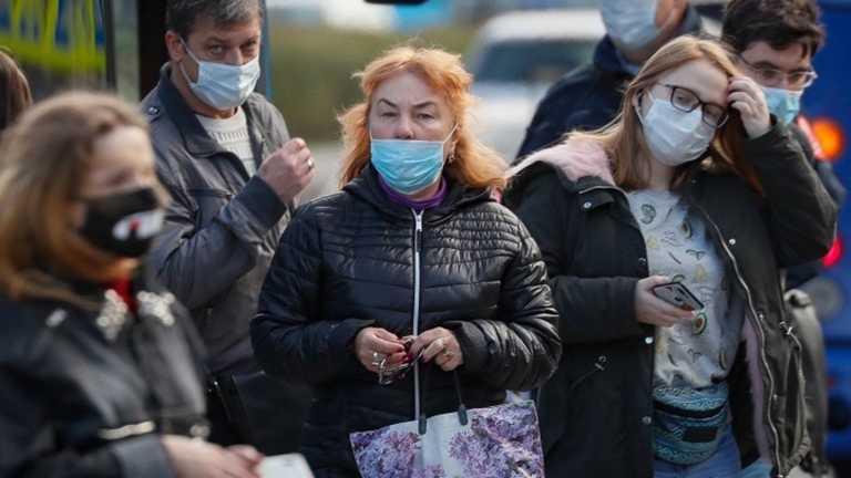 Κορονοϊός: Μεγαλώνει η ανησυχία στη Ρωσία – Η πανδημία άρχισε να «κινείται» ανατολικά της Μόσχας