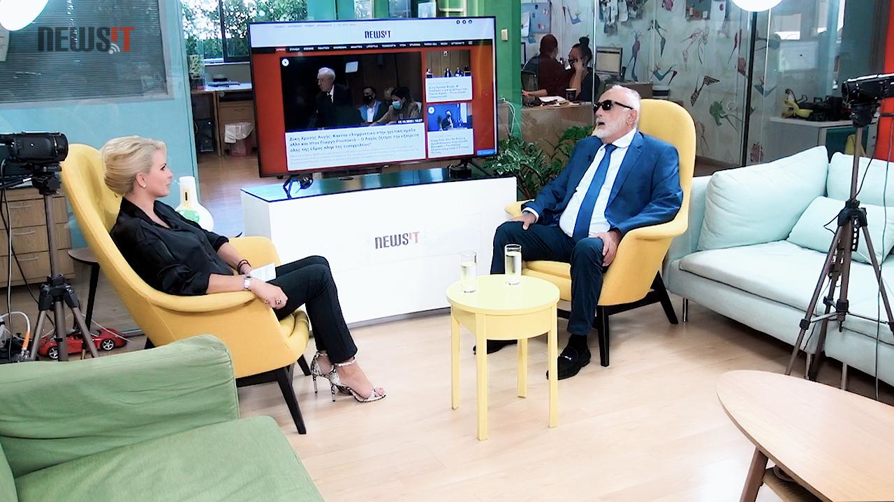 Ο Π. Κουρουμπλής στο newsit.gr για την επιστροφή του στην Βουλή – «Το βράδυ των εκλογών έζησα ένα θρίλερ»