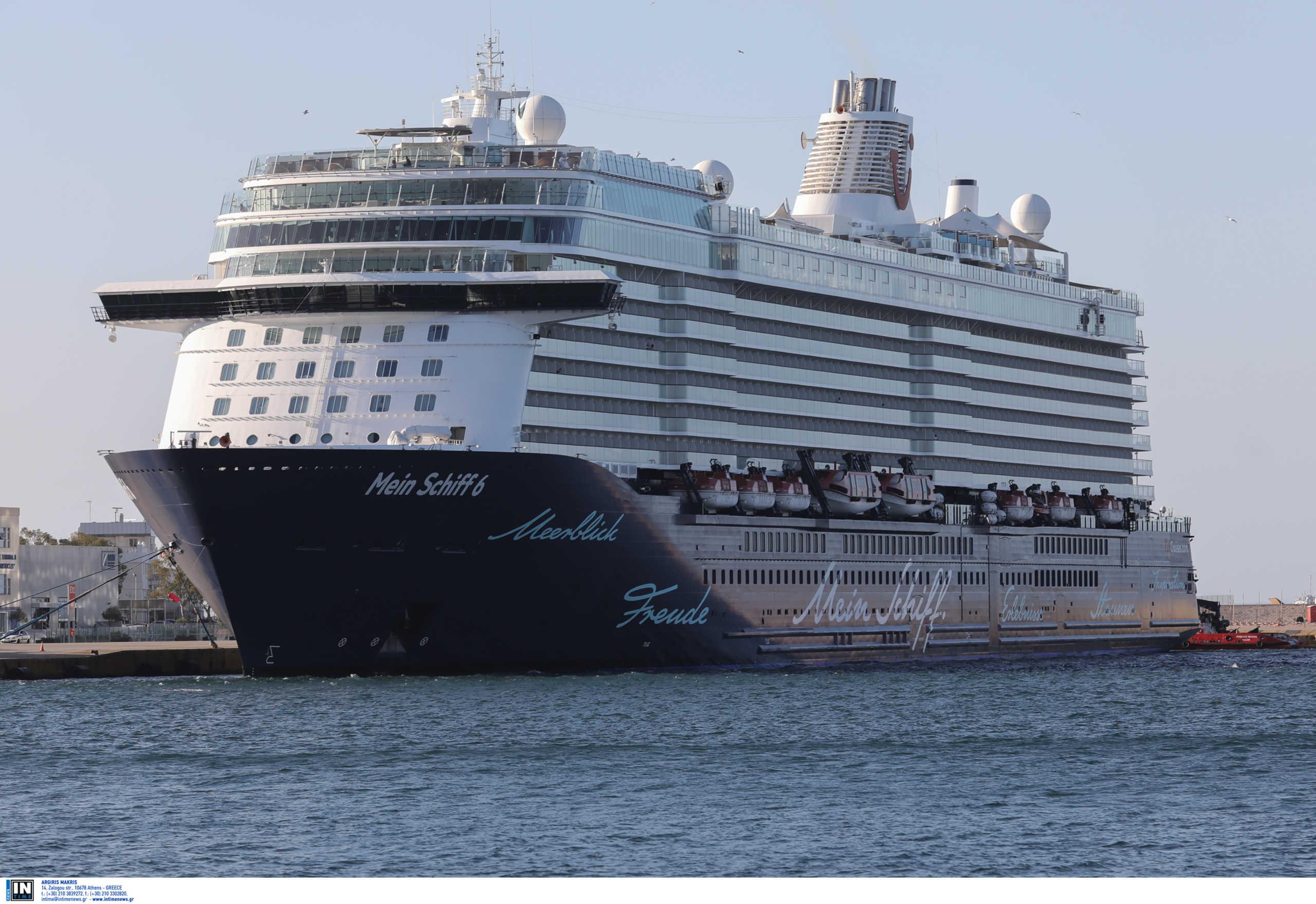 Στο 100% των επιβατών και πληρωμάτων κρουαζιερόπλοιων τεστ κορονοϊού
