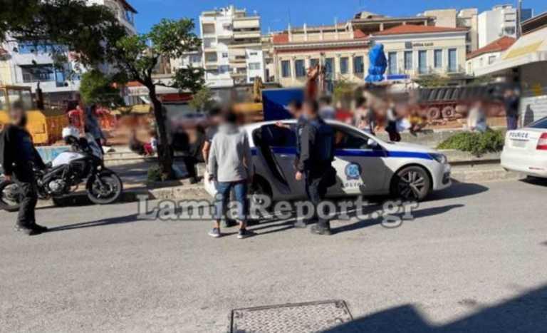 Λαμία: Απίστευτο αίτημα ανηλίκου σε αστυνομικό πριν την προσαγωγή λόγω κορονοϊού