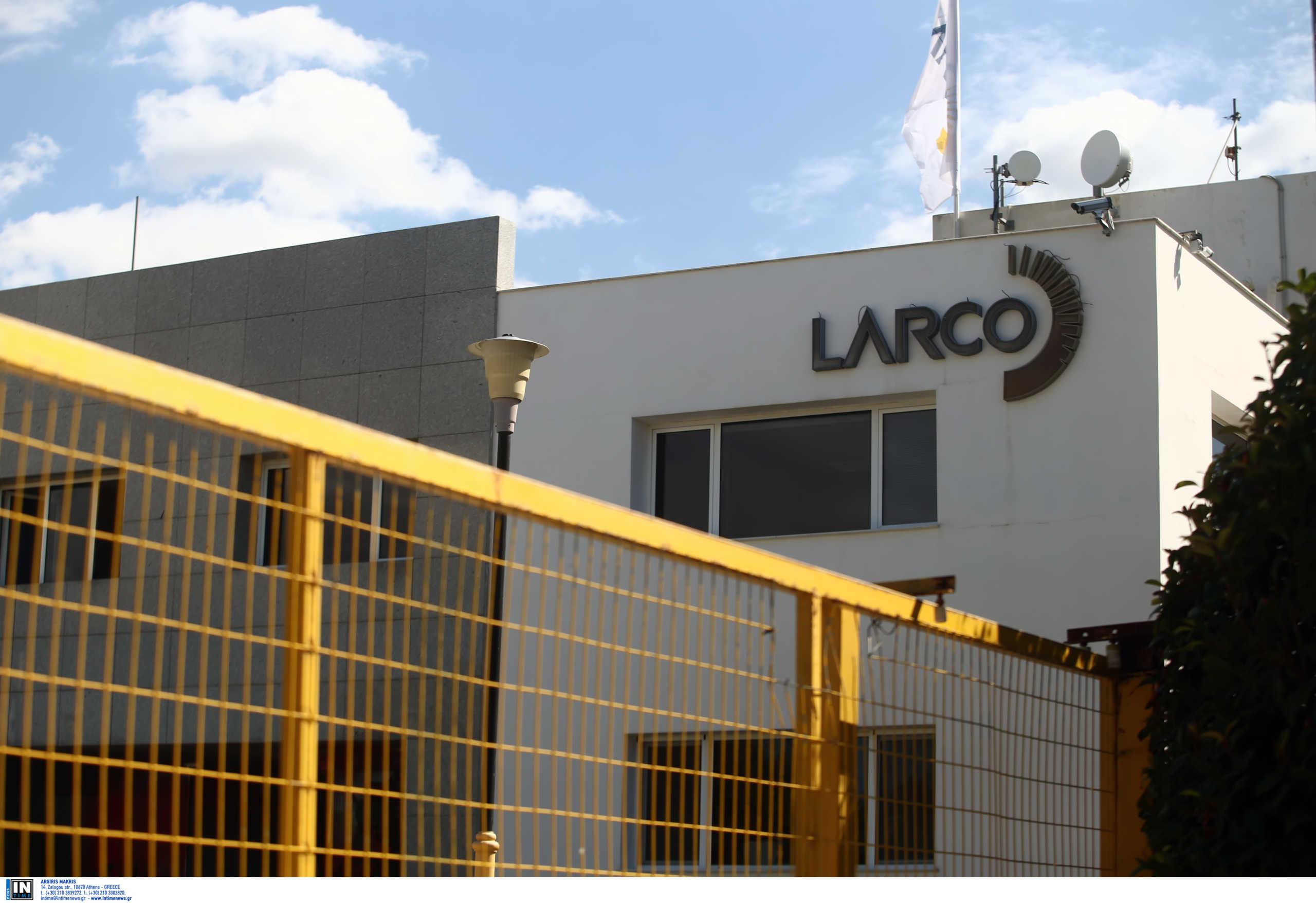 ΛΑΡΚΟ – κορονοϊός: Τα πάνω κάτω έφεραν τα νέα τεστ στο εργοστάσιο Λάρυμνας