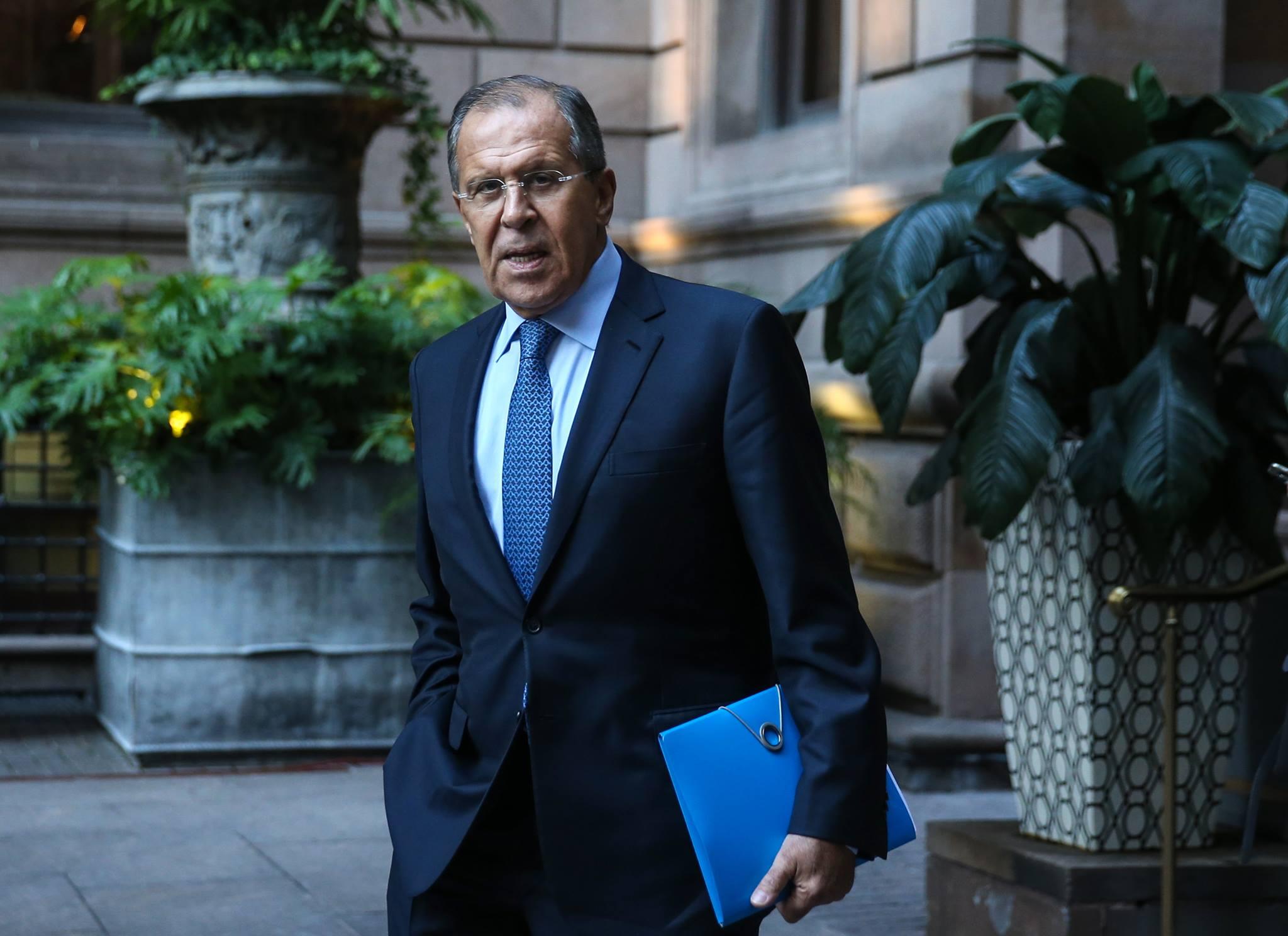Παραστατικός Λαβρόφ: Η αντιπαράθεση ΗΠΑ – Ρωσίας έπιασε πάτο