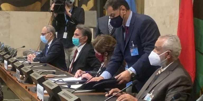 Λιβύη: Υπεγράφη συμφωνία για μόνιμη κατάπαυση του πυρός