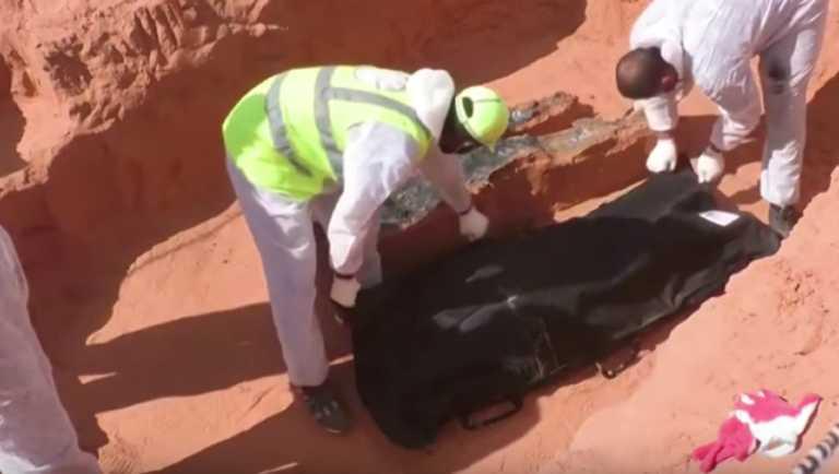 Λιβύη: 12 πτώματα σε νέους ομαδικούς τάφους στην Ταρχούνα
