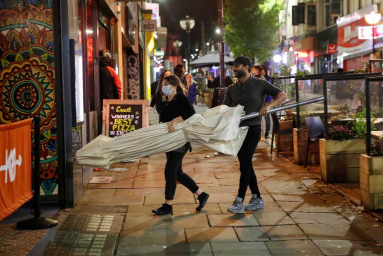"""Νυχτερινό lockdown αν τα κρούσματα παραμείνουν στα 600 – Συναγερμός μετά το """"μαύρο"""" ρεκόρ"""