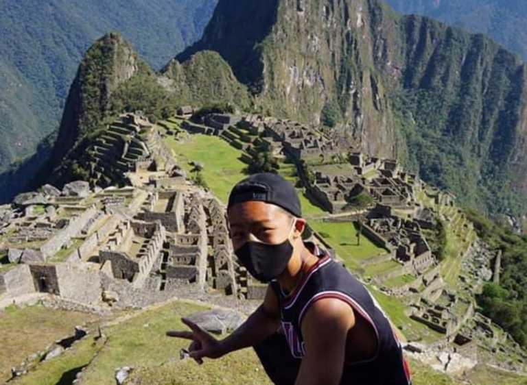Περού: Άνοιξαν το Μάτσου Πίτσου μετά από 7 μήνες για έναν και μόνο τουρίστα! (pics)