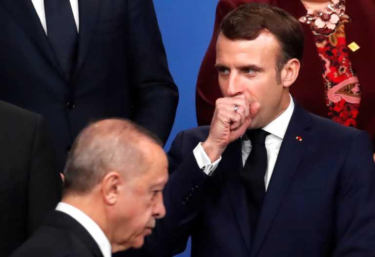 Θέμα Ερντογάν θέτει ο Μακρόν στην έκτακτη Σύνοδο της ΕΕ για τον κορονοϊό