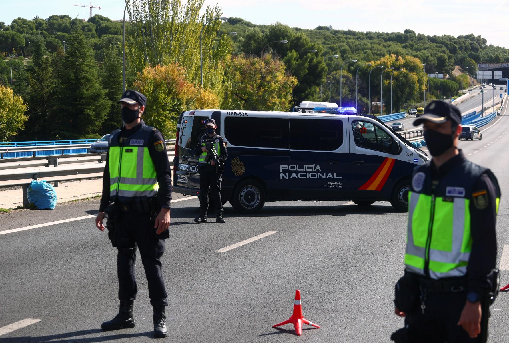 Κορονοϊός: Μύλος στη Μαδρίτη – Δικαστήριο απέρριψε το μερικό lockdown