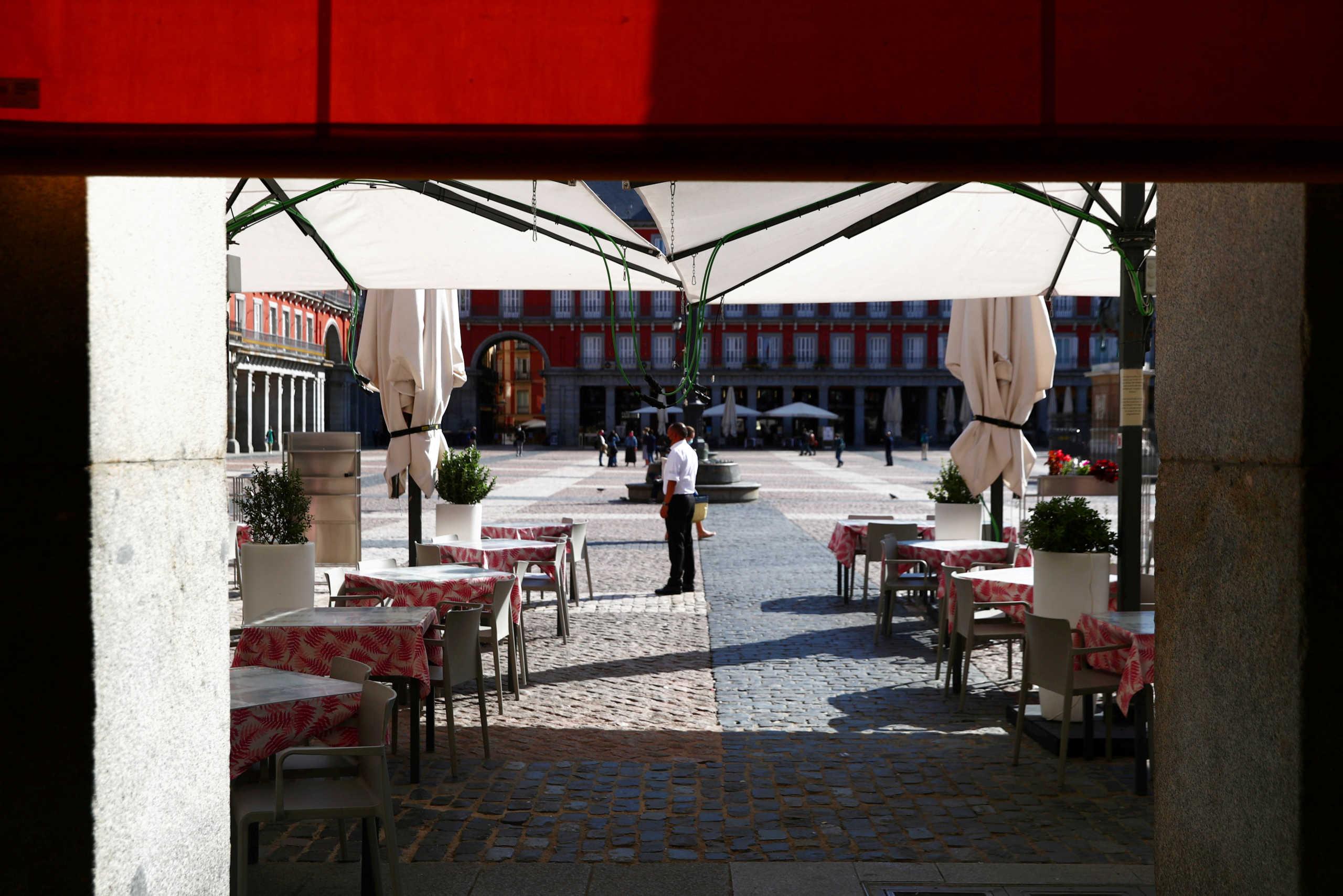 Κορονοϊός: Σε lockdown από το βράδυ της Παρασκευής η Μαδρίτη