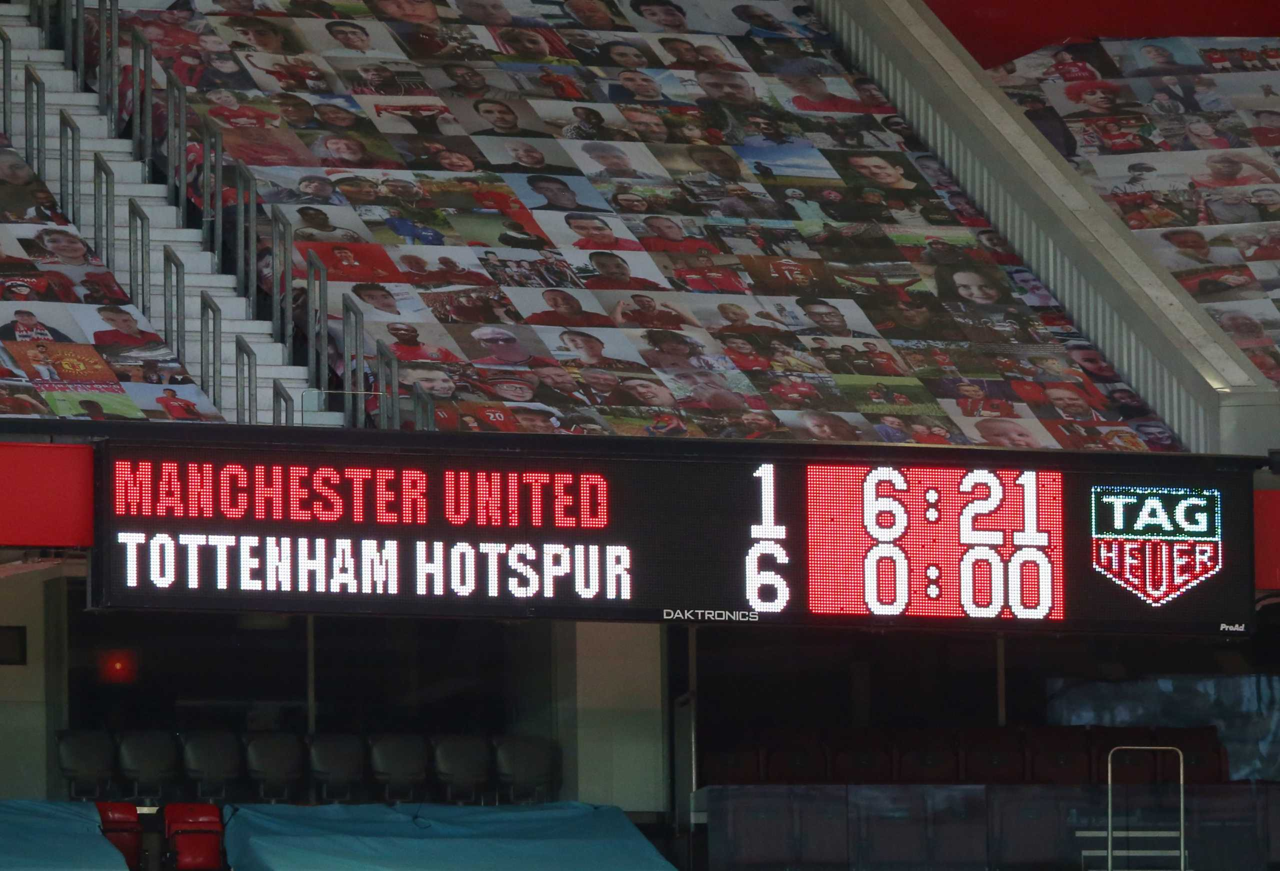 "Premier League: Απίστευτη ""συντριβή"" για τη Γιουνάιτεντ! Ο Μουρίνιο ""διέλυσε"" με 6άρα την πρώην ομάδα του (video)"