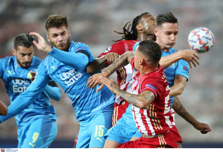 """Ολυμπιακός – Μαρσέιγ 1-0 ΤΕΛΙΚΟ: Το """"κάρφωσε"""" στο 90′ ο Χασάν!"""