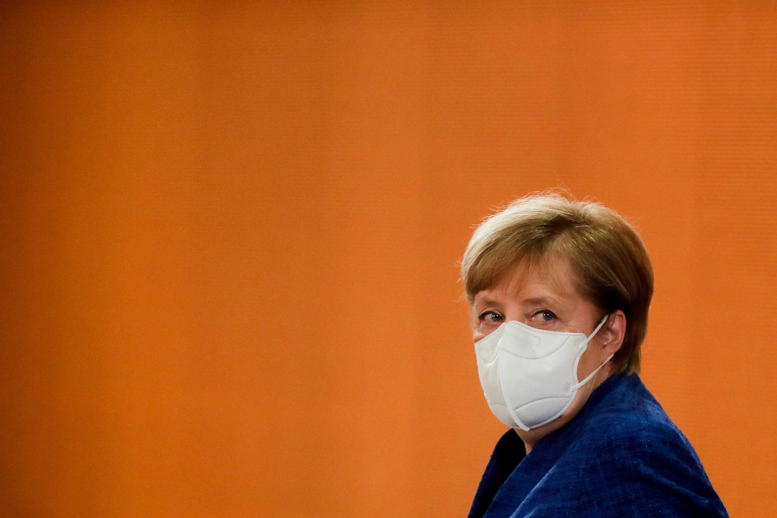 Γερμανία:  Νέα δραματική έκκληση Μέρκελ – «Τηρήστε τα μέτρα»