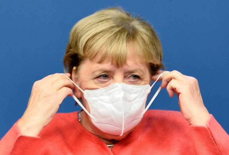 Μέρκελ: Παράταση του lockdown στη Γερμανία ως τον Γενάρη με… μικρό Χριστουγεννιάτικο διάλειμμα