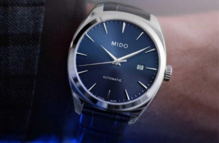 Η MIDO κυκλοφόρησε 5 προσιτά και κλασικά ρολόγια με πανέμορφο καντράν