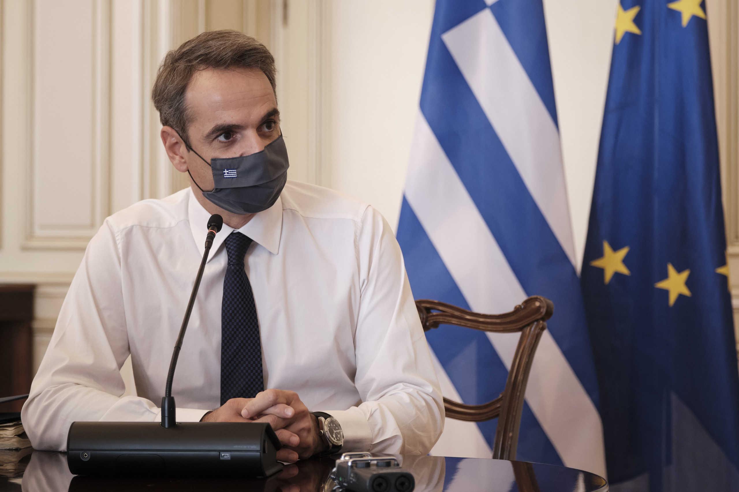 Κορονοϊός: Αυτά είναι τα μέτρα Μητσοτάκη -Τι προβλέπεται για εστίαση, απαγόρευση κυκλοφορίας