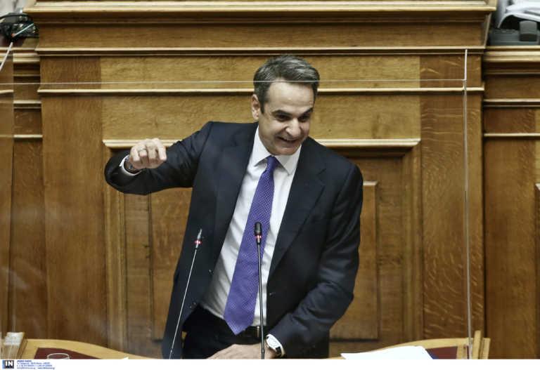 Βουλή Live – Μητσοτάκης: Μετατρέψαμε μια ελληνοτουρκική διαφορά σε ευρωτουρκική – Δεν το βλέπετε κ. Τσίπρα;