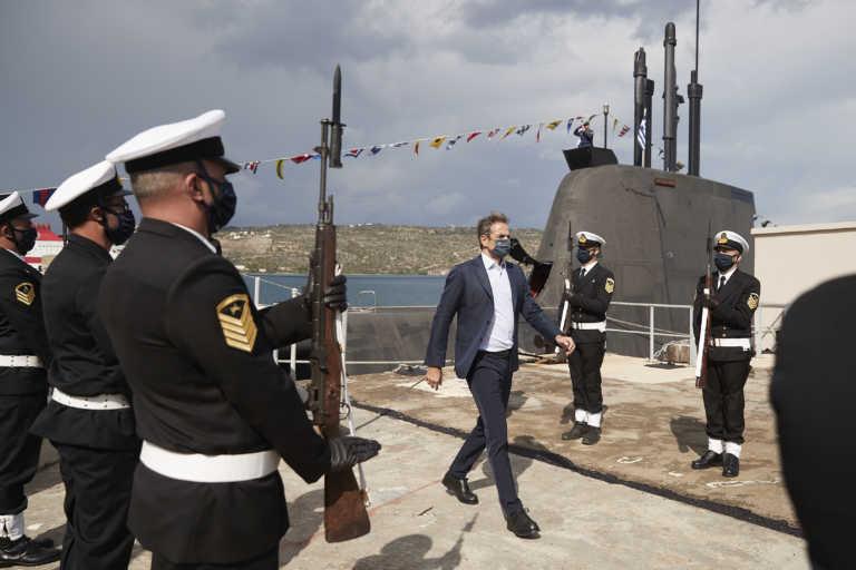 Τα ελληνικά υποβρύχια γίνονται φονικότερα! Την αγορά 32 νέων τορπιλών ενέκρινε το ΚΥΣΕΑ