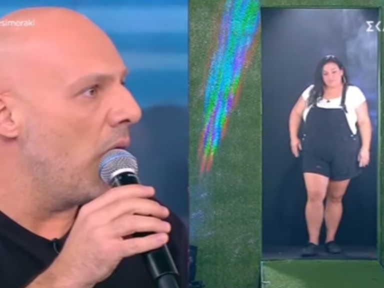 "H Αφροδίτη του Big Brother ""τρέλανε"" τον Νίκο Μουτσινά με το twerking της"