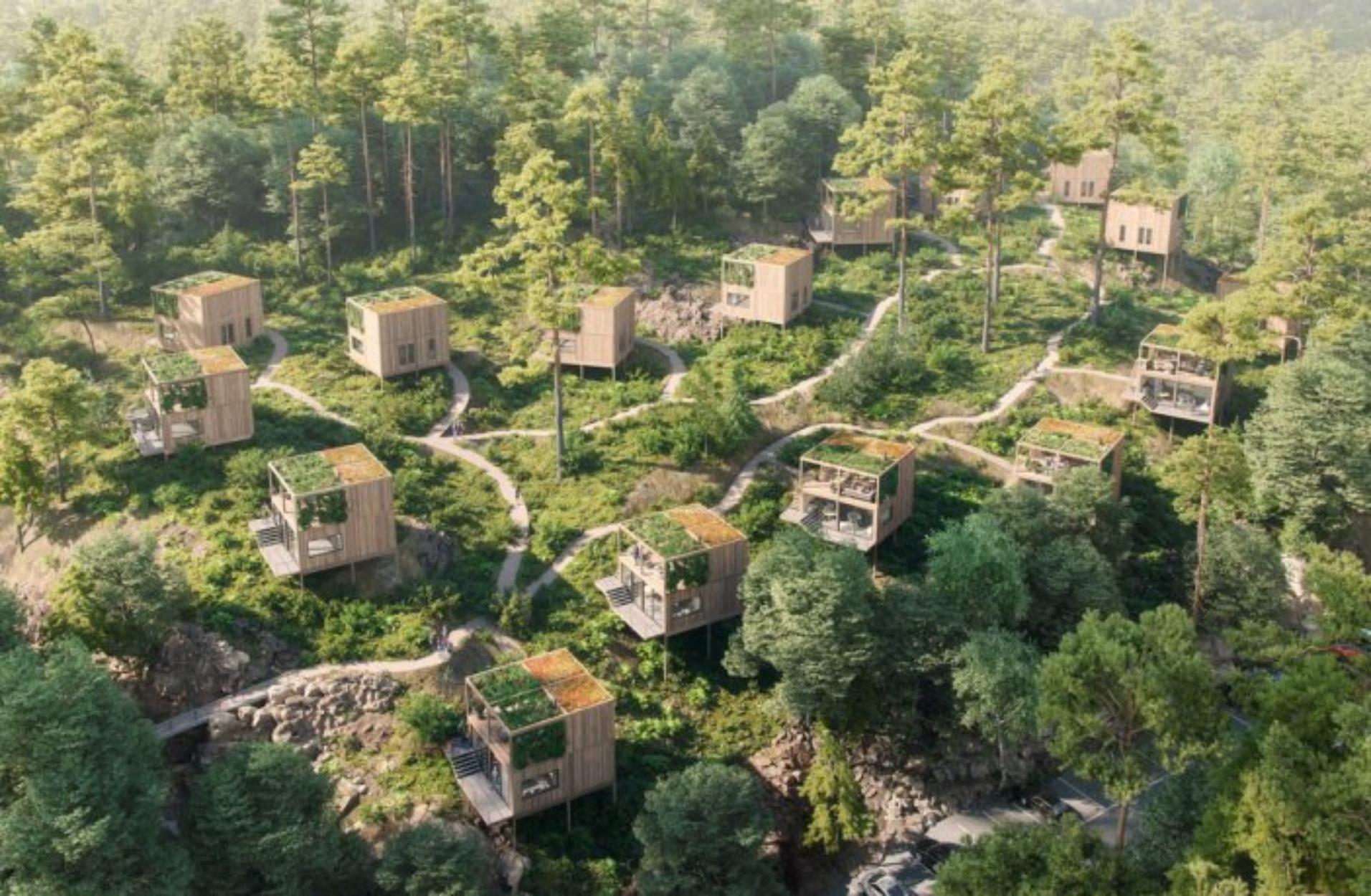 16 πανέμορφες ξύλινες κατοικίες με θέα τα νορβηγικά φιορδ