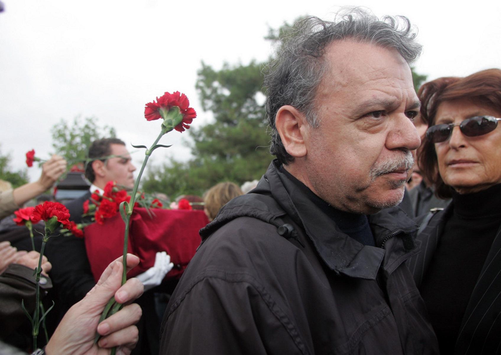 Τα συλλυπητήρια του πολιτικού κόσμου για τον θάνατο του Νίκου Μπελογιάννη