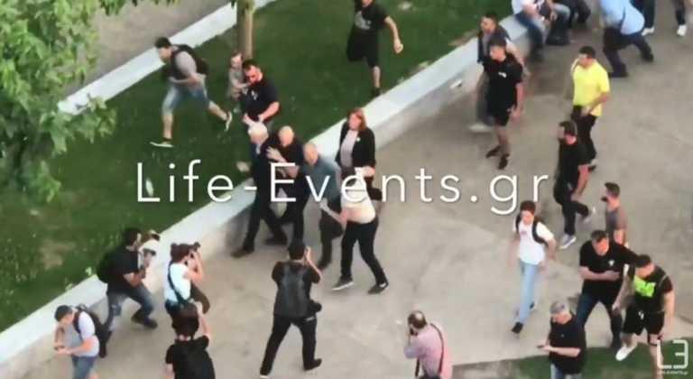 Θεσσαλονίκη: Νέα αναβολή στη δίκη για την επίθεση στον Γιάννη Μπουτάρη